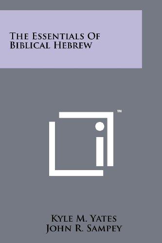 9781258201128: The Essentials Of Biblical Hebrew