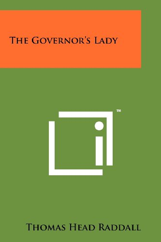 9781258202910: The Governor's Lady