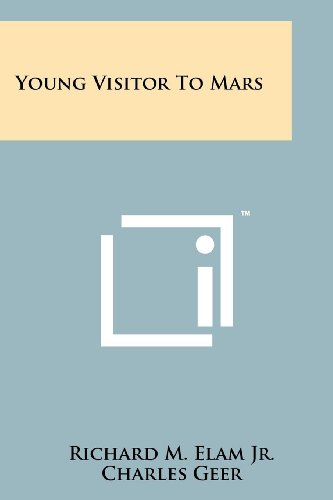 9781258206123: Young Visitor to Mars
