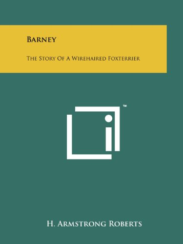 9781258208028: Barney: The Story Of A Wirehaired Foxterrier