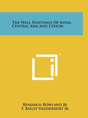 9781258209940: The Wall Paintings Of India, Central Asia And Ceylon