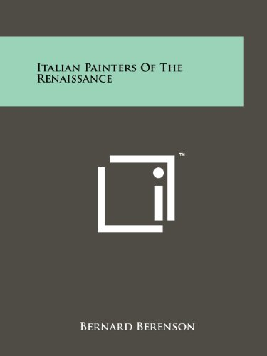 9781258211028: Italian Painters Of The Renaissance