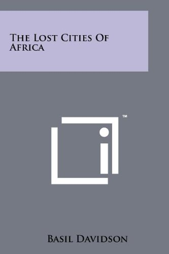 9781258214852: The Lost Cities Of Africa