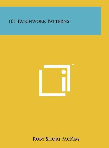 9781258222130: 101 Patchwork Patterns