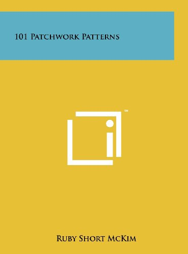 9781258222130: 101 Patchwork Patterns