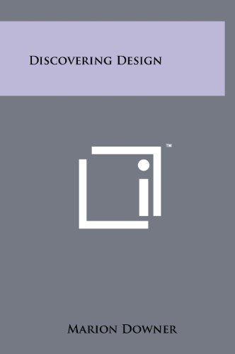 9781258222642: Discovering Design