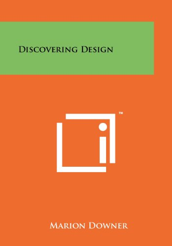 9781258225582: Discovering Design