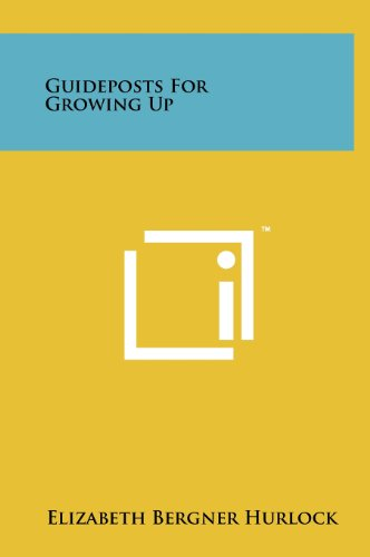 9781258235246: Guideposts for Growing Up