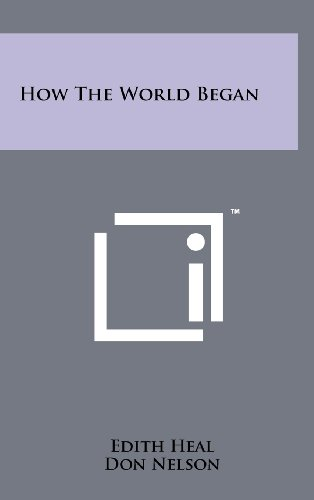 9781258235277: How the World Began