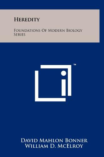 9781258236946: Heredity: Foundations of Modern Biology Series