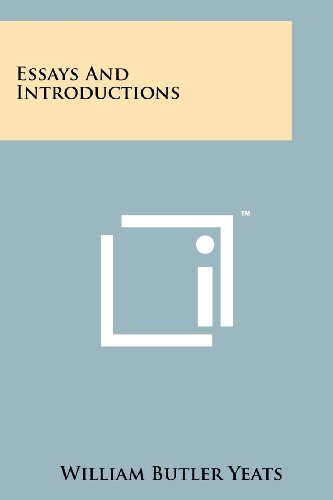 9781258243197: Essays And Introductions