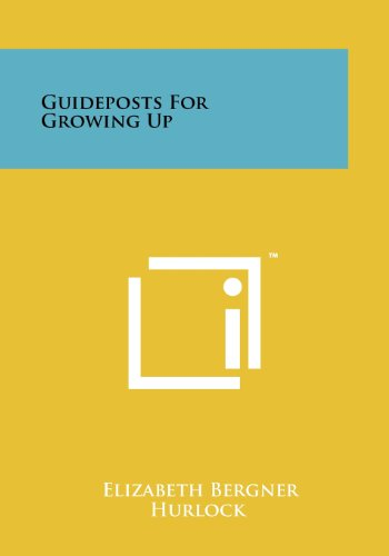 9781258244941: Guideposts for Growing Up