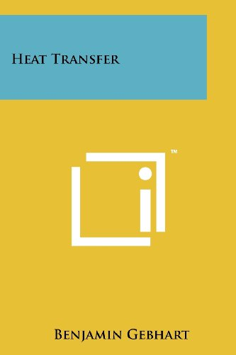 9781258245139: Heat Transfer