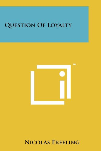 9781258248048: Question Of Loyalty