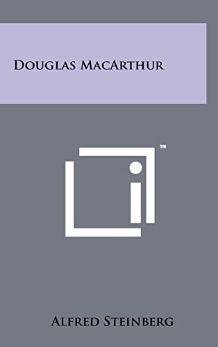 9781258252144: Douglas MacArthur