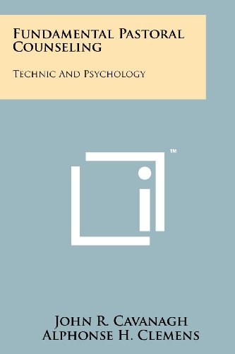 9781258256333: Fundamental Pastoral Counseling: Technic and Psychology
