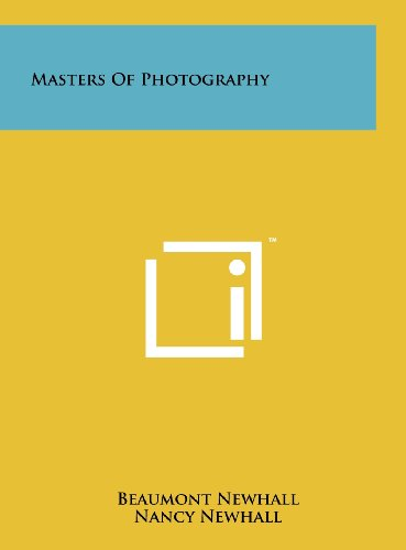 9781258258412: Masters Of Photography