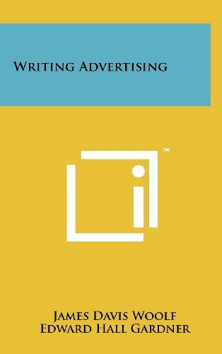 Writing Advertising: James Davis Woolf