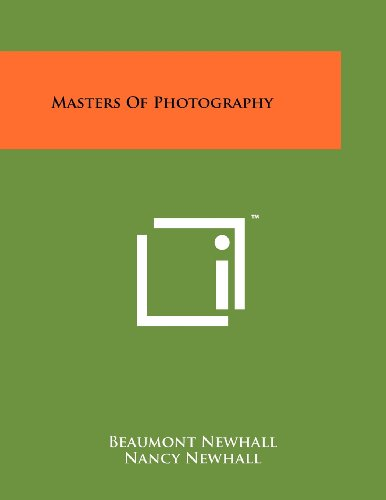 9781258267711: Masters Of Photography