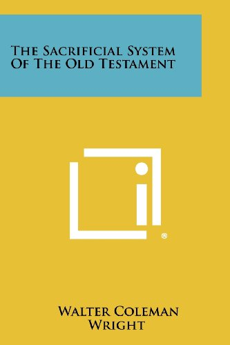 9781258276065: The Sacrificial System Of The Old Testament