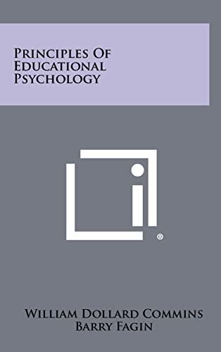9781258295233: Principles of Educational Psychology