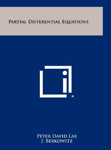 9781258317775: Partial Differential Equations