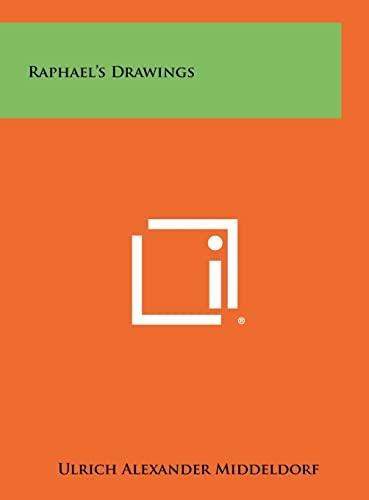 9781258329136: Raphael's Drawings