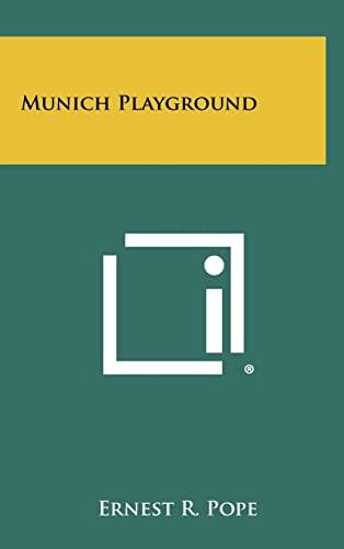 9781258329655: Munich Playground