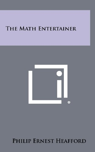 9781258331184: The Math Entertainer