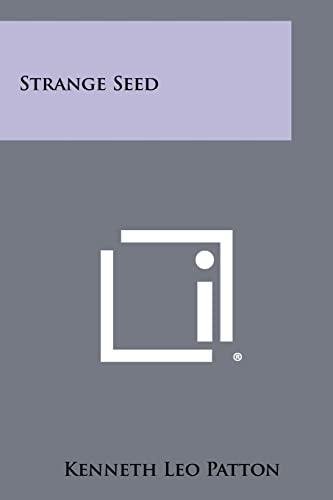 9781258335410: Strange Seed