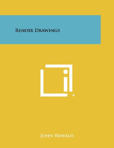 Renoir Drawings: Rewald, John