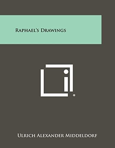 9781258340896: Raphael's Drawings
