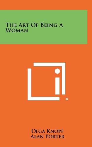 9781258345648: The Art of Being a Woman