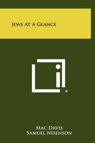 Jews At A Glance: Mac Davis, Samuel