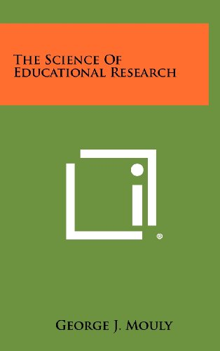 9781258392000: The Science of Educational Research
