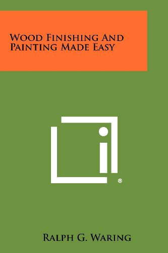 9781258408787: Wood Finishing and Painting Made Easy