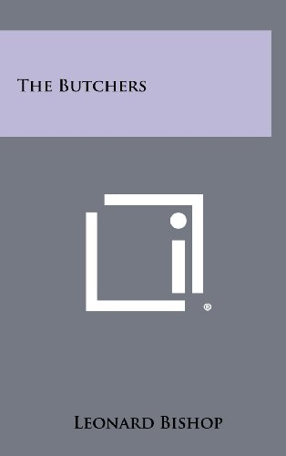 9781258415129: The Butchers
