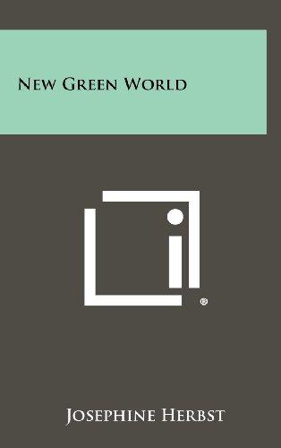 9781258415891: New Green World