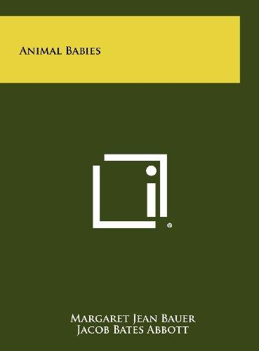 9781258424732: Animal Babies