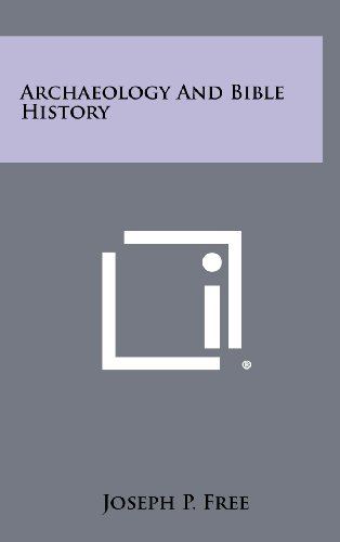9781258425944: Archaeology And Bible History