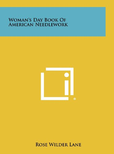 9781258434175: Woman's Day Book Of American Needlework