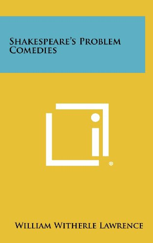 9781258438067: Shakespeare's Problem Comedies
