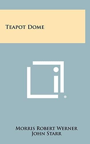 9781258438425: Teapot Dome