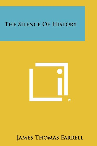9781258441807: The Silence of History