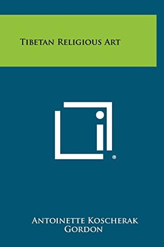 9781258444976: Tibetan Religious Art