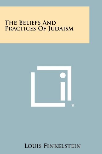 9781258448455: The Beliefs And Practices Of Judaism