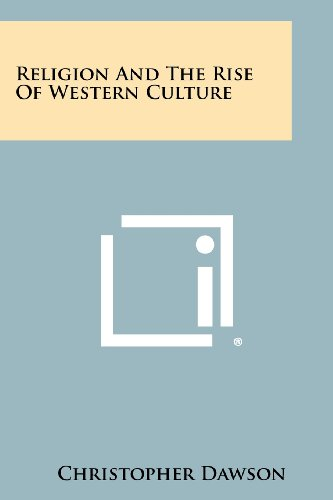 9781258450083: Religion And The Rise Of Western Culture