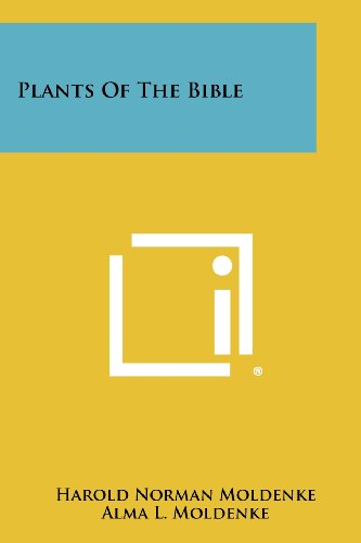 9781258451660: Plants Of The Bible