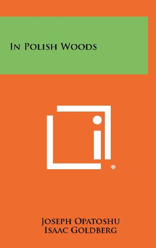 9781258453060: In Polish Woods