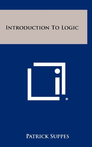 9781258453077: Introduction To Logic